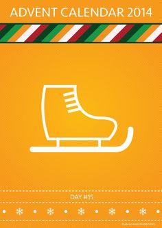 Day 15: Ice skating