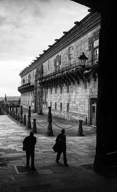 My favorite place in the world to be Santiago de Compostela Paraiso Natural, The Camino, Pilgrimage, Terra, Places Ive Been, Barcelona, Louvre, Villa, Hiking