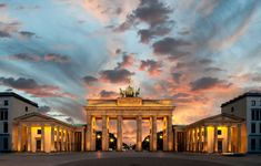 A Run Through History BMW Berlin Marathon  3  of  11   Starting and finishing at the iconic Brandenburg Gate, the BMW Berlin Marathon takes ...