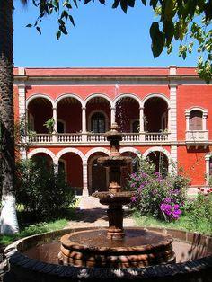 Ex-hacienda Gogorrón, San Luis Potosi, Mexiko | Photo: Lucy Nieto #flickr | License: CC BY-NC 2.0 http://creativecommons.org/licenses/by-nc/2.0/deed.de