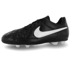 Nike | Nike Tiempo Rio FG Childrens Football Boots | Kids Nike Tiempo Football Boots
