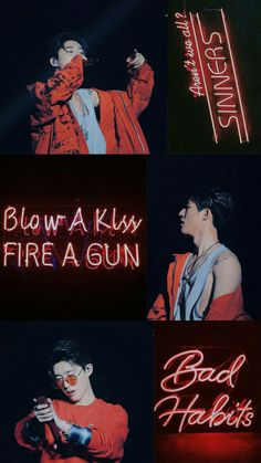 iKON B.I aesthetic picture by Ikon Wallpaper, Locked Wallpaper, Bts For You, Ikon Leader, Cool Lock Screens, Kim Hanbin Ikon, Yg Entertaiment, Ikon Debut, Tela