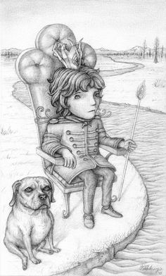Fishing For Friendship _ Sketch