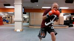 Boxing - Side Step Drill to Create Angles