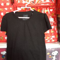 Blacky Top super soft material 4-5 yrs S$12.90