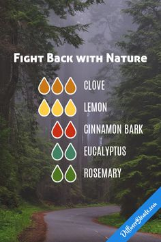 Fight Back w/Nature