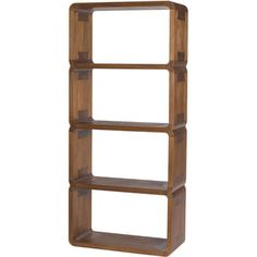 McGuire Furniture: Laura Kirar Desert Bookshelf: 972g