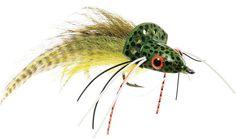 Bubblicious bass fly