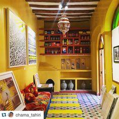 allways so nice to be back in Hassan Hajjaj galery Riad Yima, inspiring, fun and always a warm welcome #whattodoinmarrakech  #hassanhajjaj #riadyima #marrakechmedina  #holidayinmarrakech  #riadinmarrakech  #chambresdamis