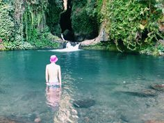 Secret Lagoon - Bali - Indonesia