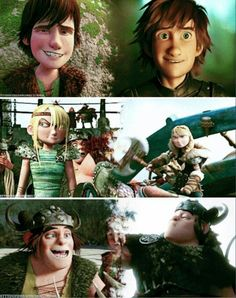 #httyd #httyd2 #hiccup #astrid #snotlout