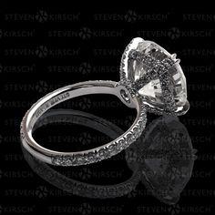 "R0202 ""Preciosa"" ring - Solitaire - Engagement"