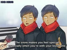 The only who can love me, is me (? Hahaha Aomine Daiki- KnB