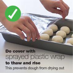 39 Best Tips Tricks Images Rhodes Bread Baking Rhodes Rolls