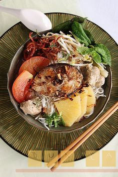Bun Ca Vermicelli Fish Soup & TONS of other Vietnamese dishes -  The Ravenous Couple