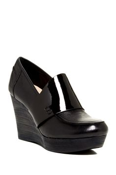 Othello Wedge Loafer by Naya