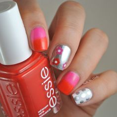 Fun & Fab! #loveit #mani #nails #nailart