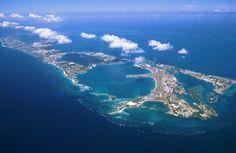 Bermuda - what pretty pastel colors all around!