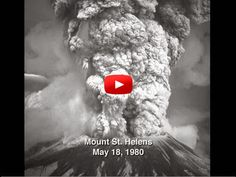 """Mount St. Helens: May 18, 1980 """"Video"""" 