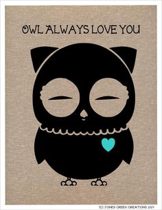I love this!!!!!! Owls rock ❤️❤️