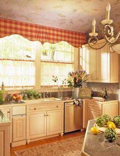 Custom Cornice Use For Restaurant Application Window
