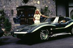 RIP George Barris dies at 89 - CorvetteForum - Chevrolet Corvette Forum Discussion Chevrolet Corvette, Old Corvette, Chevy, 1976 Corvette, Black Corvette, 1969 Chevelle, Aaron Kaufman, Richard Rawlings, Sexy Cars