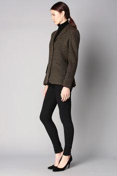 Veste tweed en laine Laurine - Ralph Lauren