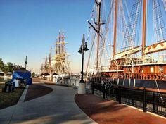 Tall Ships Festival in Bay City, MI