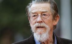 """RIP: Hollywood legend & Harry Porter actor John Hurt dies at 77   British actor John Hurt who garnered Oscar nominations for his roles in """"Midnight Express"""" and """"The Elephant Man"""" has died at the age of 77 his agent confirmed this morning. He died yesterday Jan. 27th in London just 5 days after his 77th birthday. Hurt worked more than six decades in television movies and voice work in England and the United States. He recently played a priest who counsels Jacqueline Kennedy in last year's…"""