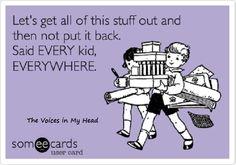 definitely applies to my boys!