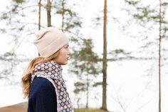 Warming up to winter - Bloesem Helsinki, Knitwear, Winter Hats, Crochet Hats, Warm, Lifestyle, Fashion Design, Finland, Scandinavian