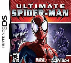 Ultimate Spider-Man (Nintendo DS, - European Version for sale online Ds Games, Xbox One Games, Games Ps2, Nintendo Ds, Ultimate Spider Man, Ds Xl, Mark Bagley, Brian Michael Bendis, Best Workout Routine
