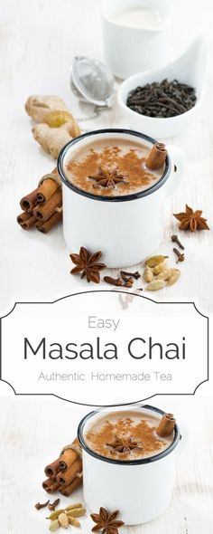 Masala Chai is a comforting tea which is commonly served in India. You can make this healthy drink at home in minutes! Take a look at the recipe.