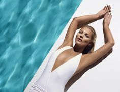 Kate Moss Is The New Face (and Body) of San Tropez
