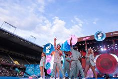For the time Radio Energy Switzerland celebrates summer with a wonderful music show in Bern at the Stade de Suisse stadium. music enthusiasts had the Eurovision Songs, Romantic Moments, Red Cross, Colourful Outfits, Stargazing, Rapper, Singing, Cinema, Events