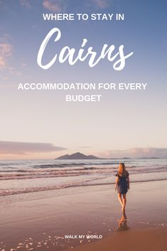 A comprehensive guide to all the best accommodation and where to stay in Cairns and the the surrounds. We'll give the best options for every budget as well as splurges that are worth every cent for truly memorable experiences. #Cairns #Australia #StunningHotels