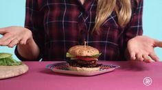 Hanukkah Hacks: Latke Burger