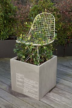 Eames Spotting: Reimagining the Wire Chair | Barbican Blog