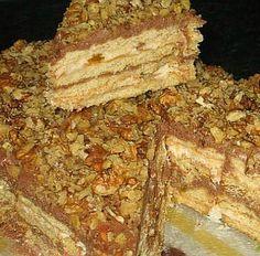 Торт без выпечки из пече…