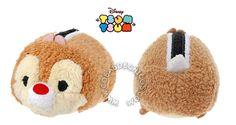 #Peluche #TsumTsum #Disney #Dale #Chip #Ardilla #CosasDeChicos #Plush #Soft #Toy