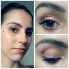 Tutorial Make de Verão com Naked3 | New in Makeup