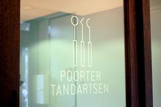 Brand design of the dentist studio located in Zoetermeer, The Netherlands.