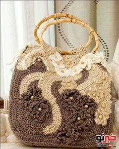 مدل های کیف های بافتنی