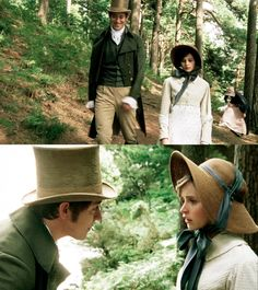 Northanger Abbey (2007). I adore Mr. Tilney. The sass is unbeatable among Austen characters.