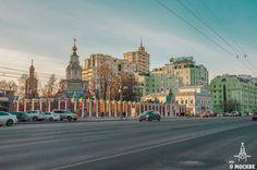 Москва, улица Якиманка