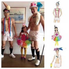 Carnival 2015 our costume