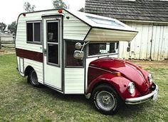 Winnie-Bug-O. Thats funny! Winnie-Bug-O. Thats funny! Camper Caravan, Camper Trailers, Camper Van, Auto Volkswagen, Vw Bus, Vw Camping, Camping Ideas, Motorhome, Kdf Wagen