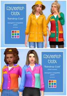 Sims 4 Mods, Sims 4 Game Mods, Sims 5, Sims Four, Sims 4 Mm Cc, Maxis, Vêtement Harris Tweed, Sims 4 Traits, Pelo Sims