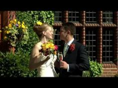 ▶ Suffolk Wedding - Thirza & Doddy, Wood Hall Manor Wedding Video, Woodbridge - YouTube