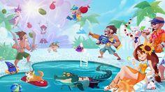 Pool Party League of Legends 3h